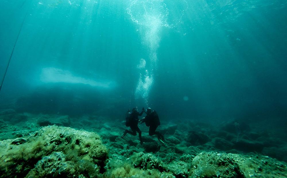 Diving Cavli A Piaghja - PADI Courses