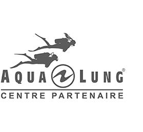 Club de plongée Calvi – logo_Aqualung